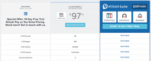 Instapage Vs Unbounce Vs Leadpages Red