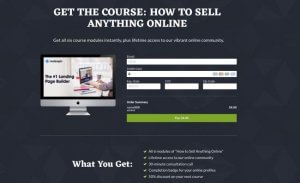 Teachable 1 Click Upsell Rose