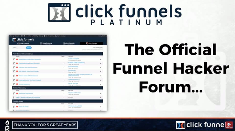 Funnel Hacker Forum