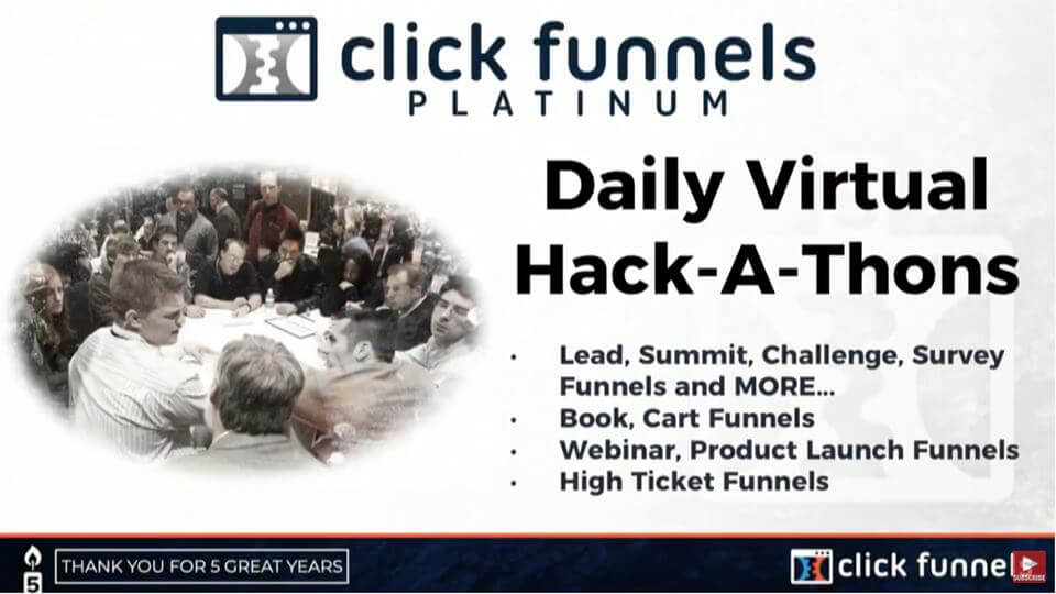 Daily Virtual Hack-A-Thons